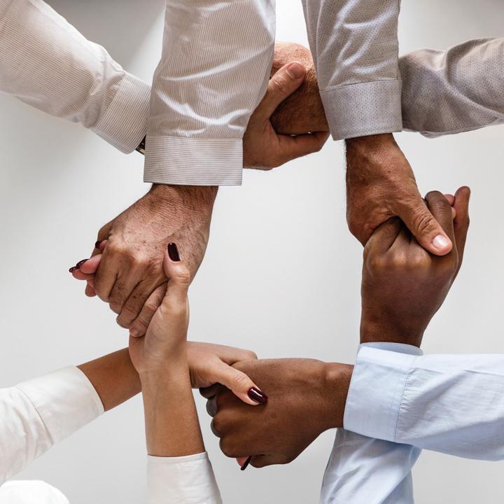「大切なのはチームワークです」
